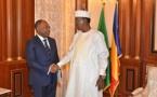 Tchad : Le Vice-Premier ministre de la RDC reçu par le Président à N'Djamena