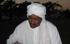 "Tchad : ""La fin de la dictature est si proche"" Abdelmanane Khatab"