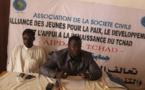 """Tchad : """"Certaines plateformes doivent cesser avec leurs sales besognes"""", selon AJPDAR"""