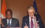 Secteur de l'énergie et de la société civile : L'Ue et la Côte d'Ivoire signent deux projets d'une valeur de 48 milliards de FCfa
