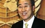 Tchad/Centrafrique : Ban Ki-moon appelle à fournir les moyens nécessaires à la MINURCAT