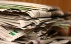 RCA : Aucun journal ne paraît pour une durée de 15 jours en soutien au quotidien suspendu