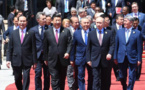 World leaders approve joint communique, outcome list for Belt and Road cooperation