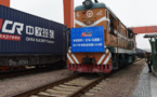 1000th trip this year for Sino-Europe freight train