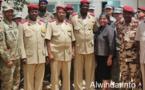 Partage d'expérience entre militaires tchadiens et américains dans le domaine de la santé