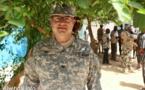 """Armée : Les tchadiens """"confrontés à des grands défis"""", colonel américain Peter Ray"""