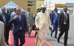 Le Président tchadien arrive en Arabie Saoudite pour un sommet avec Trump à Ryad