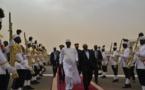 De retour de Riyad, Déby s'est entretenu avec El-Béchir à Khartoum