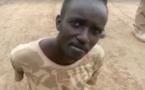 Le porte parole des rebelles soudanais capturé et présenté à la presse