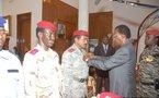 Tchad : Les officiers généraux ayant dirigé les dernières opérations militaires décorés