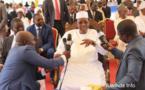 """Cimenterie de Lamadji : """"Le Maroc a tenu son pari"""", se félicite Idriss Déby"""