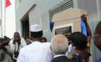 En images : L'inauguration d'une nouvelle cimenterie au Tchad