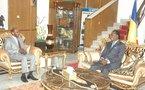 Tchad : Le Représentant de la PNUD en fin de mission au pays fait ses adieux