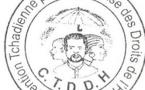 Tchad : La CTDDH met en garde contre l'extradition d'un activiste