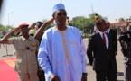 Le Président tchadien se rend à Rome sur invitation du gouvernement italien