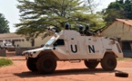 Centrafrique : Deux soldats de la paix marocains tués par des extrémistes à Bangassou
