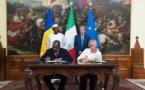 D'importants accords de coopération signés entre le Tchad et l'Italie