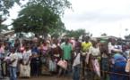 Congo Brazzaville : une situation alimentaire dramatique des déplacés du Pool