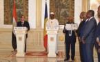 Al Sissi appelle la communauté internationale à soutenir les efforts du Tchad.