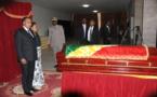 """Général Damasse Ngolo : le """"compagnon de Sassou N'Guesso"""" conduit dans sa dernière demeure"""