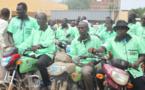 Tchad : Des nouvelles mesures de sécurité imposées aux moto-taxis dans le 5ème arrondissement