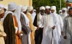 Au Tchad, le Président vient d'assister à la prière de la fête