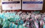 Tchad : Opération de distribution des viandes à Am-Timan