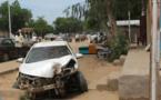 N'Djamena : grave accident de circulation entre deux véhicules, aucune victime