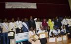 Tchad : Les meilleurs lauréats au baccalauréat récompensés