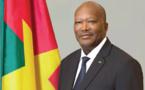 Son Excellence, Roch Marc Christian Kaboré, Président de la République du Burkina Faso.
