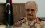 Libye: le maréchal Haftar reçu à Rome par les ministres de la Défense et de l'Intérieur