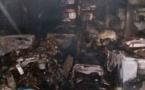 Tchad : Un incendie maitrisé par les pompiers à N'Djamena
