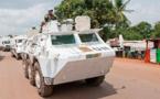La MINUSCA mène une opération à Bocaranga pour obtenir le départ des groupes armés