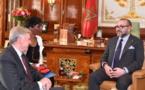 Le représentant spécial de l'ONU pour le Sahara en tournée dans la région