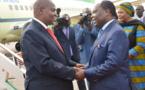 Double sommet sur la paix et sécurité en Afrique: quatre chefs d'Etat déjà à Brazzaville