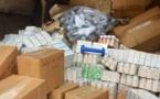 Contrefaçon: Des produits cosmétiques saisis à Yaoundé