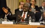 """Moussa Faki accuse l'ordre mondial de """"mettre en péril les chances de progrès de l'Afrique"""""""