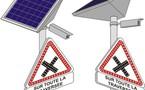 Tchad: Installation de panneaux de signalisation routière