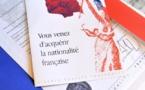 Naturalisation française : des conditions mieux définies