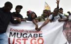 """Zimbabwe : """"Trop c'est trop, Mugabe doit partir"""""""