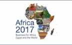 Egyptian young businessman Omar Sakr wins 'elevator pitch' at the Africa 2017