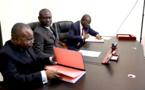 Presse présidentielle congolaise : l'effort collectif dans le travail, le credo du nouveau directeur valentin Oko