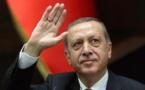 Le président Turc, Recep Tayyip Erdoğan. crédit photo : sources