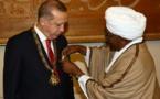 Visite d'Erdogan au Soudan : des accords commerciaux et militaires signés