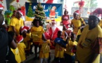 Arbre de Noël : Mtn Côte d'Ivoire comble 500 enfants vulnérables à Abobo et Anyama