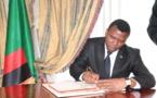 Diplomatie : la Zambie et les Pays-Bas ont de nouveaux ambassadeurs au Congo
