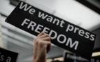 """RSF demande à tous les responsables de l'UE de """"défendre le journalisme"""""""