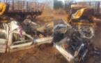 Tchad : dix morts et sept blessés dans une collision entre deux véhicules