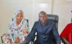 La coordinatrice de l'organisation Niverna, Amalher Djibrine Souleymane. Alwihda Info