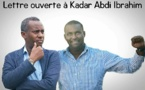 Djibouti : Lettre ouverte à Kadar Abdi Ibrahim